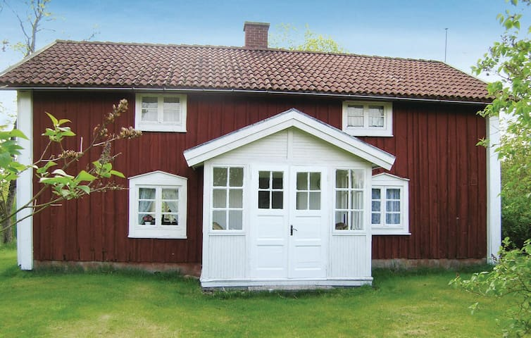 Holiday cottage with 1 bedroom on 50m² in Ljungby