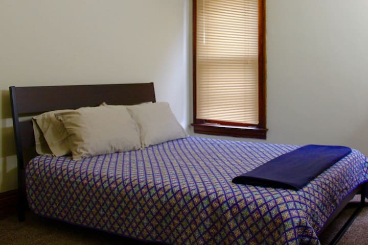 Clean, Convenient, Victorian Home