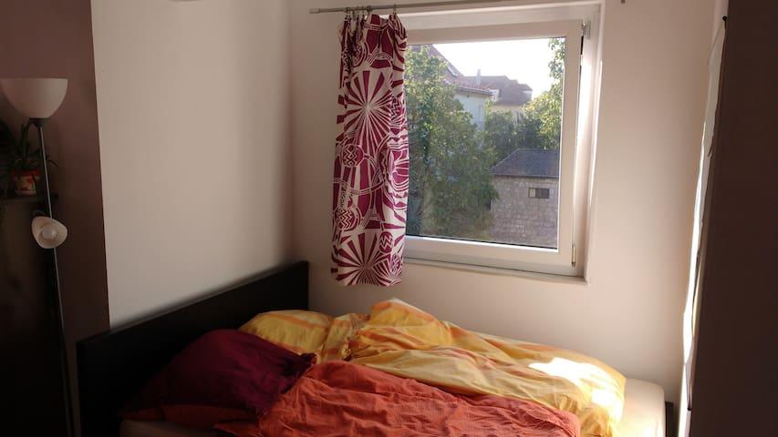 Voll möbliertes, geräumiges Zimmer in schöner WG - Regensburg - Wohnung