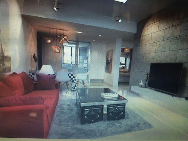 Free wifi balcony sunny house - 肇庆 - Lägenhet