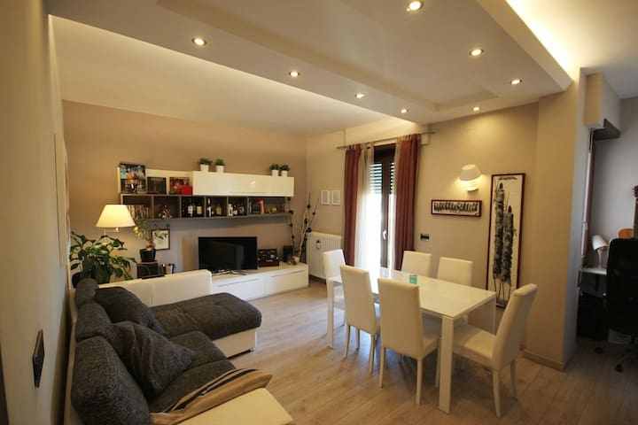 Charming apartment in Villa Adriana - Tivoli - Lägenhet