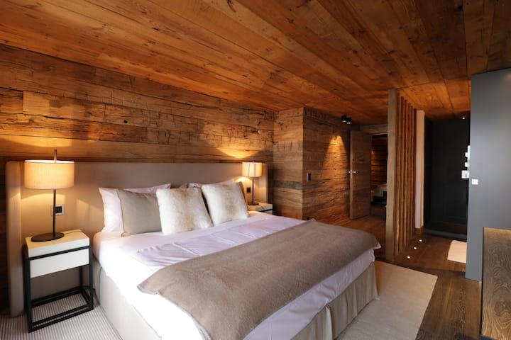 Luxury 3 bedroom Duplex Apartment - Gstaad
