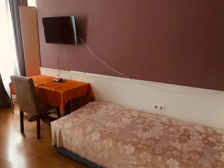 hotel Pension Astra room 12