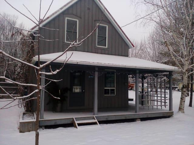 Blacksmith's house