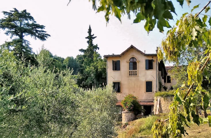 Villa Cristani Gio' apartment - Corrubbio - Apartment