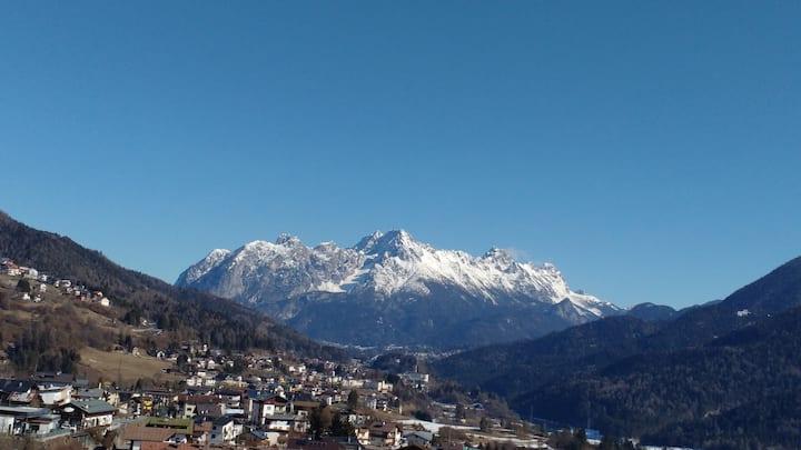 Un passo dal cielo Centro delle Dolomiti Appartam