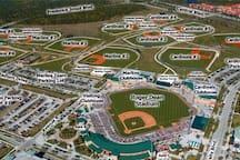Baseball fields Abacoa