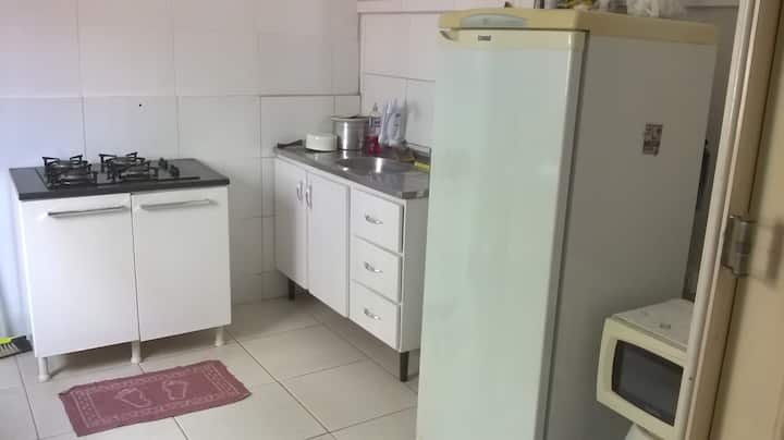 Casa compartilhada com quarto separado