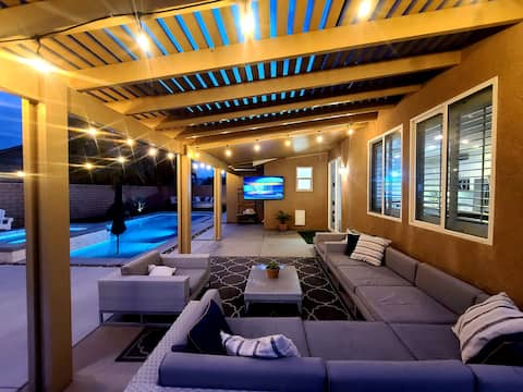 Palm Springs Area Vacation Home