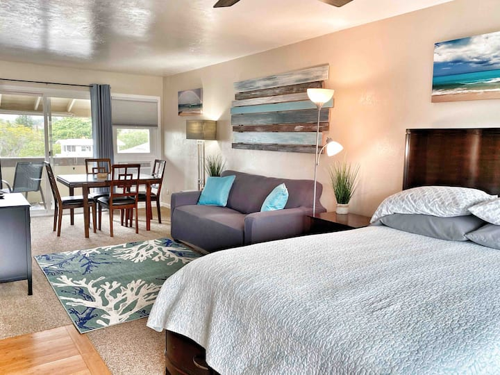 Everything you need at Kona Shores (tax included)