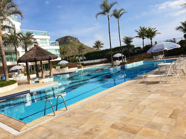Resort no recreio dos Bandeirantes