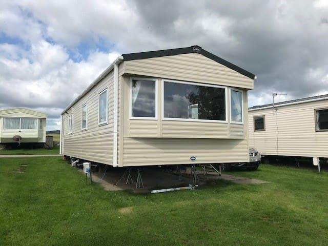 Southerness 3 Bed Caravan - Sea & Beach Views