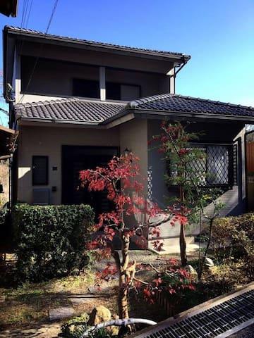 Japanese-stylehotel咲の舞台吉野山.温泉.旅館.お食事処.神宮.桜.世界遺産♪ - Yoshino-chō - House