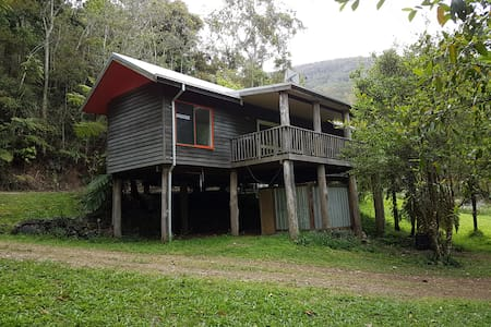 Bindarri Retreat Cottage - Upper Orara - Aamiaismajoitus