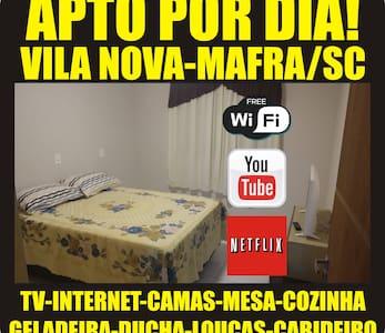 Ap Completo & Exclusivo em Mafra-SC / apto 04