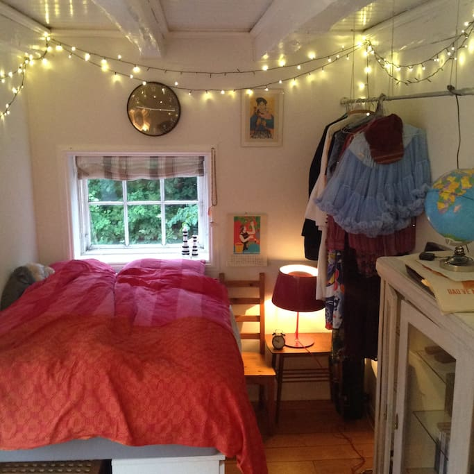 My room in the house