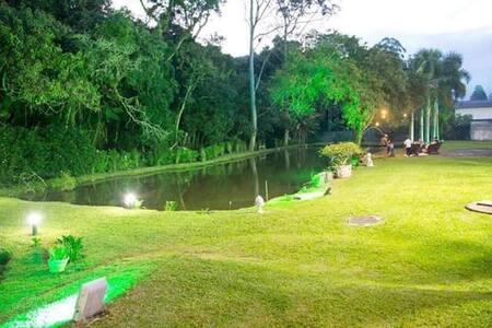 O lugar perfeito para você curtir a natureza!!!