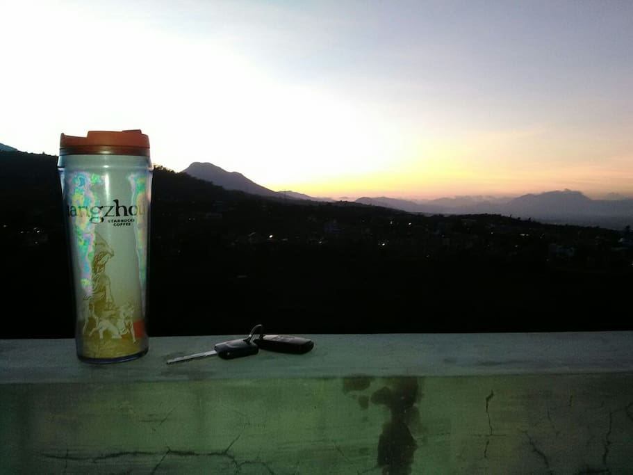 sunrise View f/ balkon