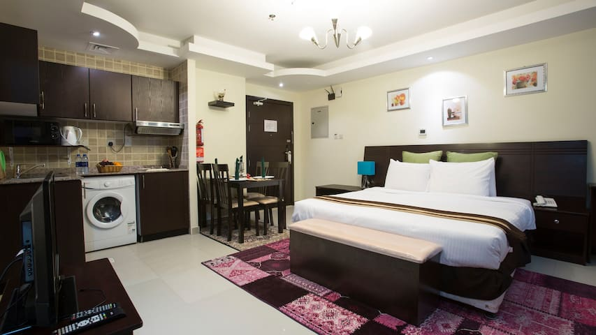 Travellers Hotel Apartment
