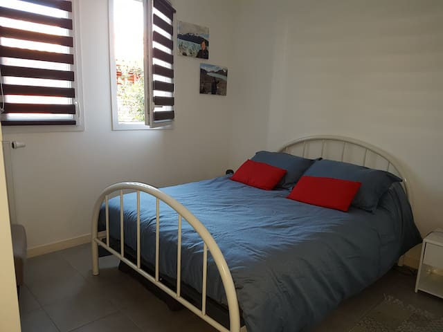 Chambre privative au coeur du Pays Basque