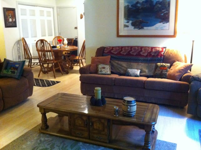 1bdrm/2baBECKY's DREAM COME TRUE!AWESOME LOCATION! - South Lake Tahoe - Appartement