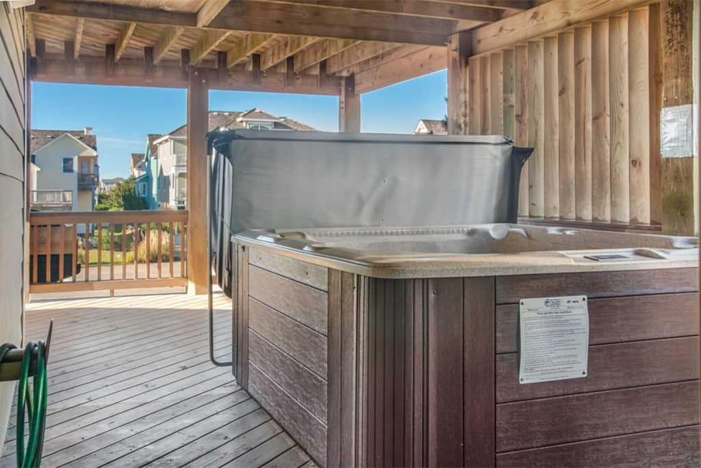 SV26: Seven Sisters 26 | Mid Level Hot Tub
