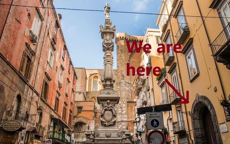 Ad un passo dal Duomo - centro storico