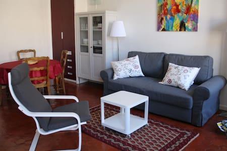 Appartement de charme au cœur de Lourmarin - Wohnung