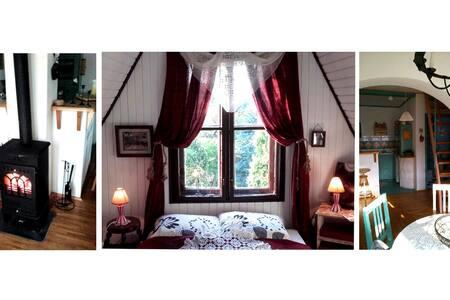 Romantikus Hétvégi Házikó a Dunánál - Komárom - 独立屋