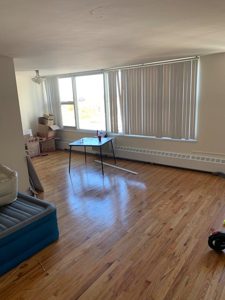 1 bedroom loft nice view very spacious