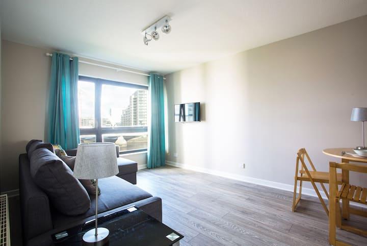 Modern Apt Near Hydro Finneston City Centre Apartments For Rent In Glasgow Scotland United Kingdom