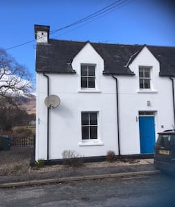 NC 500; Red Deer Cottage -nr Skye and Plockton,