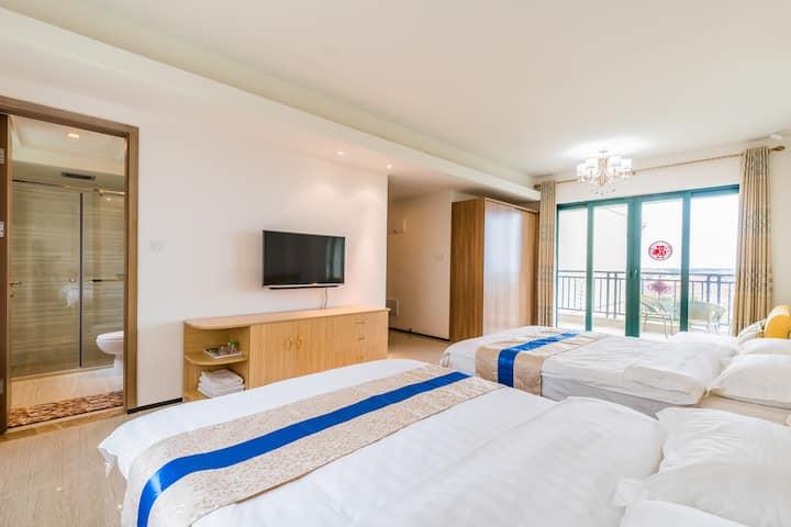 阳江海陵岛恒大海上夏威夷休闲渡假公寓
