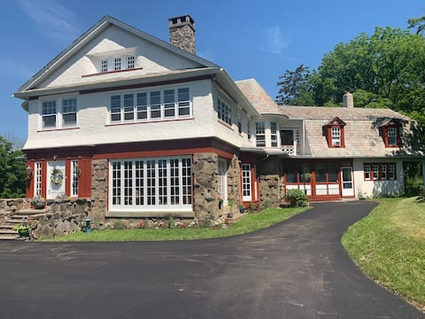 Ever stayed in a mansion?? Stay at Waverly Mansion