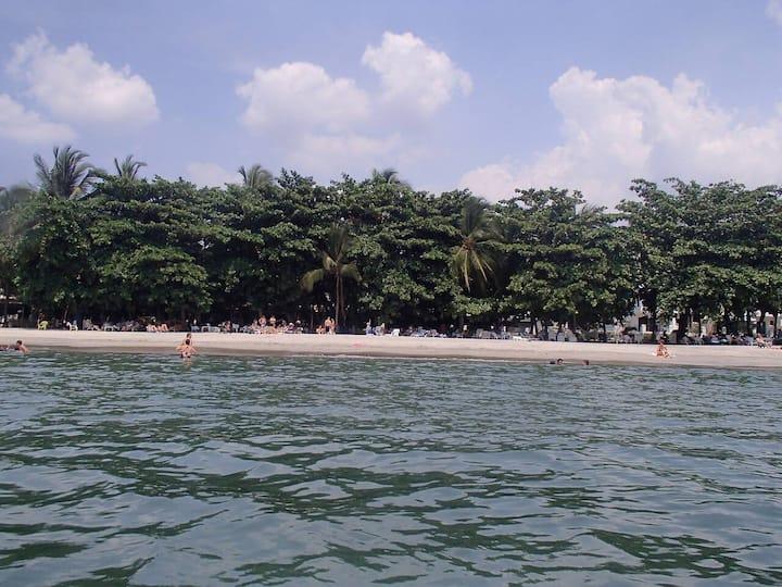 Santa Marta, Lindo Apto Balcones Costa Azul.