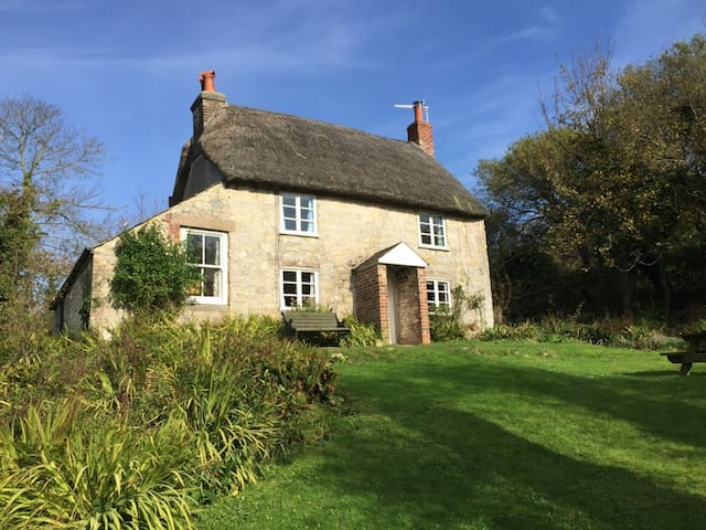 Stunning remote period cottage minutes from beach - Ringstead - Casa de hóspedes