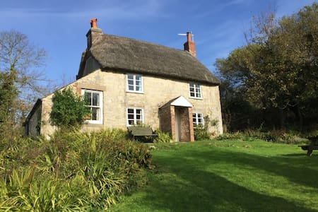 Stunning remote period cottage minutes from beach - Ringstead - Rumah Tamu