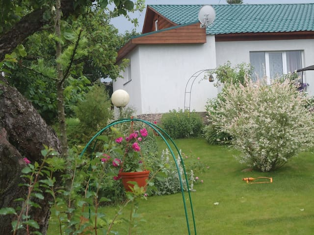 cozy house in Yasnaya Polyana