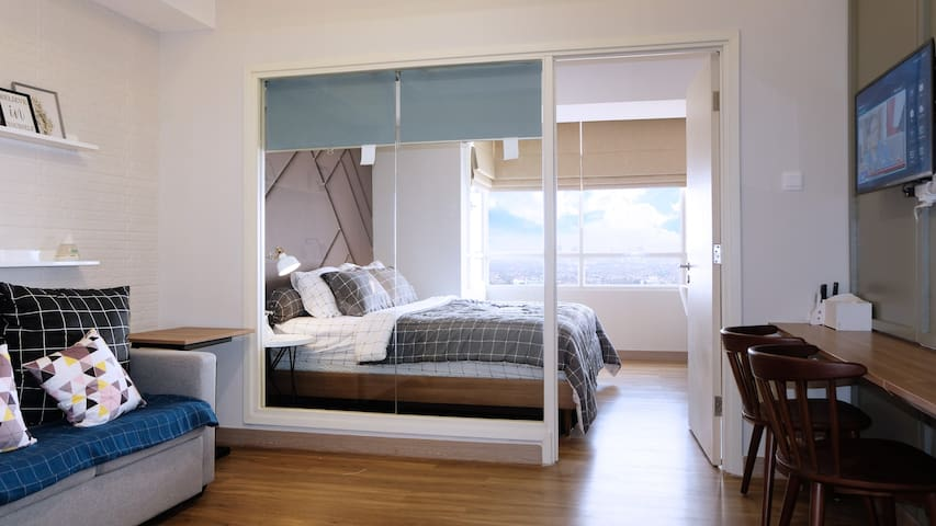 Skandinavia Apartment, Cozy, Simple, Tangerang