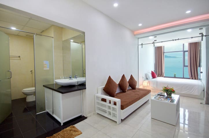 Two bedroom Seaview at great location in Nha Trang
