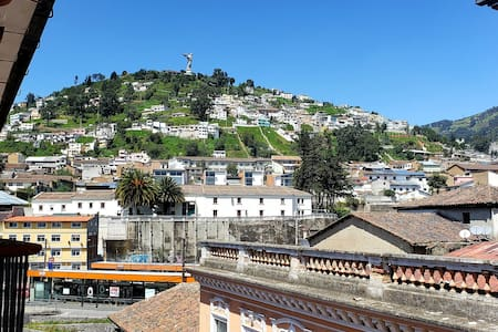 La Ronda at the best place of Quito's old town