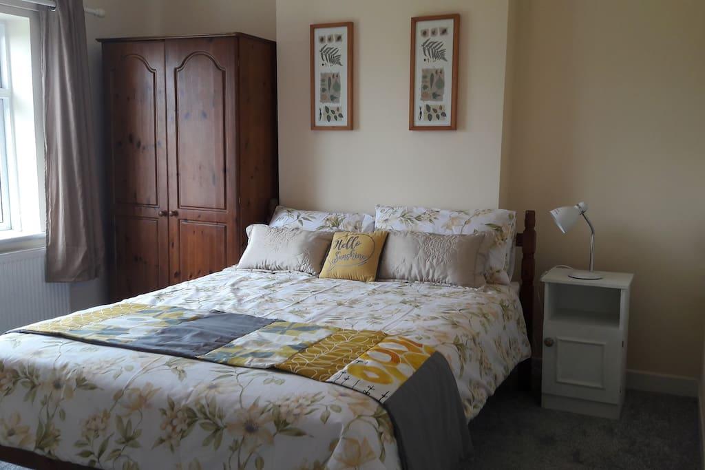 Double bedroom No.1