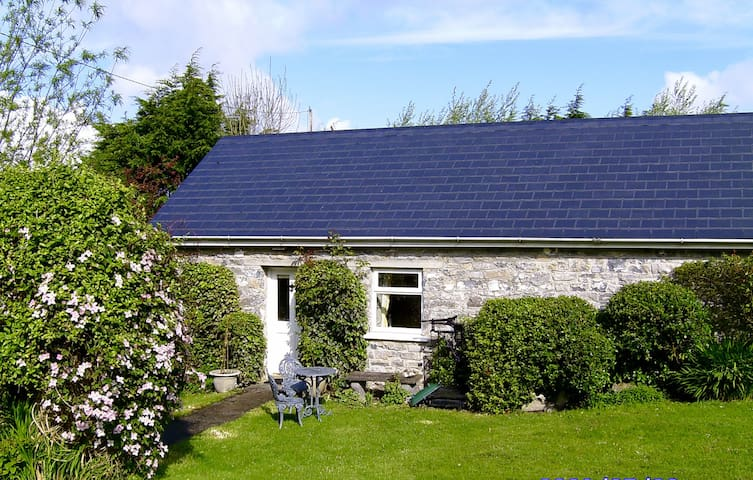 Stone Cottage near The Burren County Galway