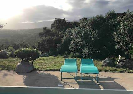 Promo Porto Vecchio piscine vacances sécurisées