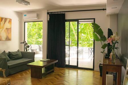 Palermo Terrace, dreamy 1br in heart Soho
