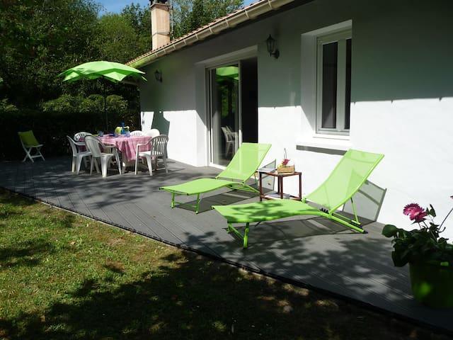 Maison du Lavoir d'Ilbarritz