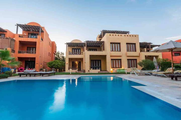 El Gouna south marina 2 bedroom