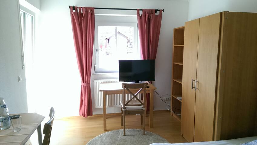 Friendly room near Munich in Ottenhofen