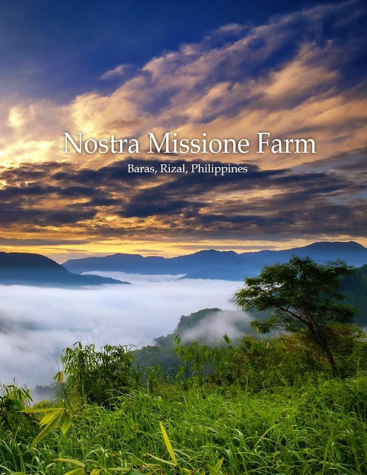 Nostra Missione Off Grid Mountain Farm Living