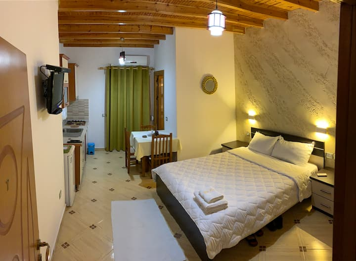Couple Room With Balcony (Vila Rias)
